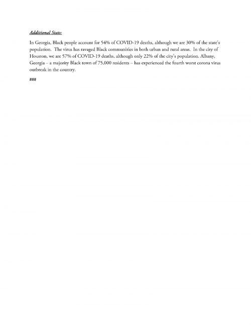 Statement by National Black Faith & Civil Rights Officials - Pg3