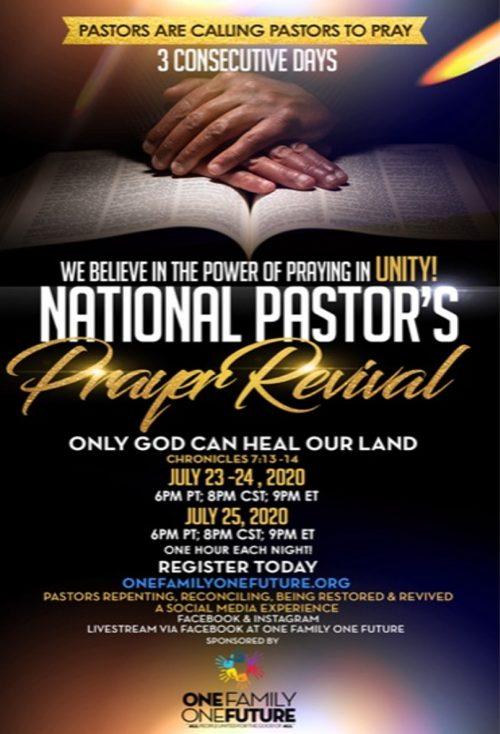 National Pastor's Prayer Revival